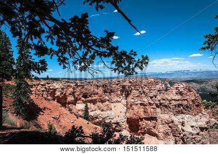 Black Birch Canyon in Bryce Canyon National Park, Utah