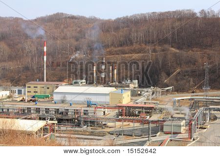 Oil Processing Industry.
