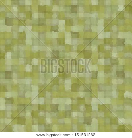 mixed green patchwork blurry square pattern background