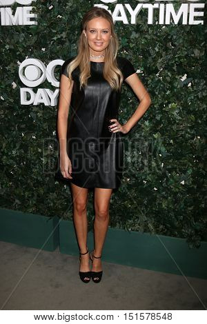 LOS ANGELES - OCT 10:  Melissa Ordway at the CBS Daytime #1 for 30 Years Exhibit Reception at the Paley Center For Media on October 10, 2016 in Beverly Hills, CA