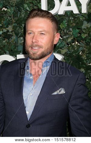 LOS ANGELES - OCT 10:  Jacob Young at the CBS Daytime #1 for 30 Years Exhibit Reception at the Paley Center For Media on October 10, 2016 in Beverly Hills, CA
