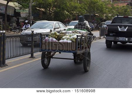 Food Fruit And Vegetable Transport