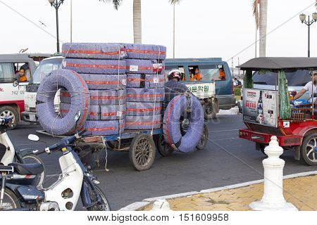 Tires Motorbike Transport