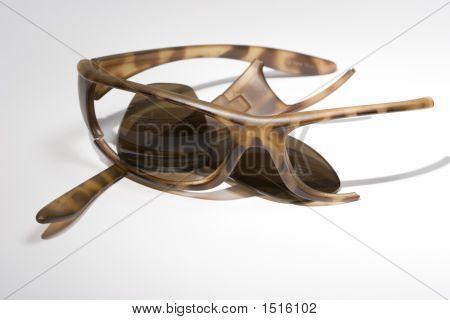 Shattered Eyeglasses