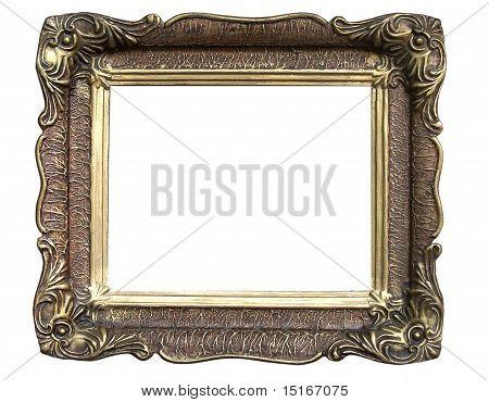 Ornamental picture frame
