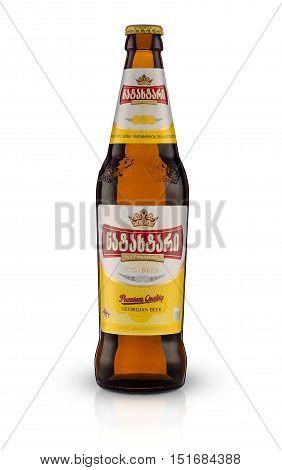 Georgian Beer Natakhtari