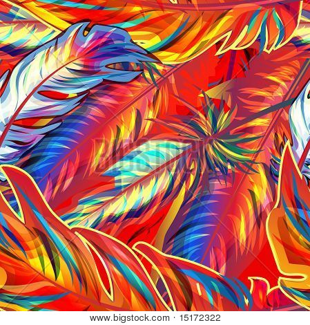 Exotic Feather