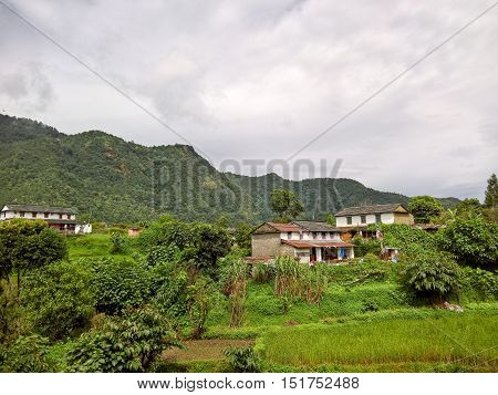 Farm In The Hills