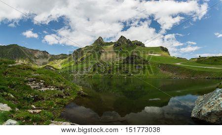 Grünwaldkopf, Obertauern, Österreich