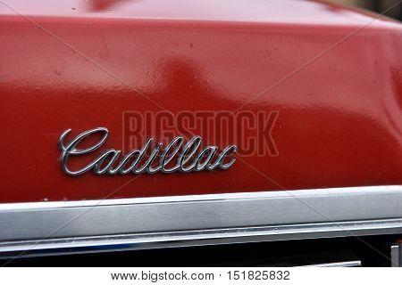 Cadillac Eldorado Vintage Car