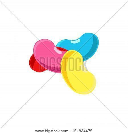 Jelly Beans Vector