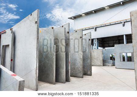 Precast Concrete Wall Panel