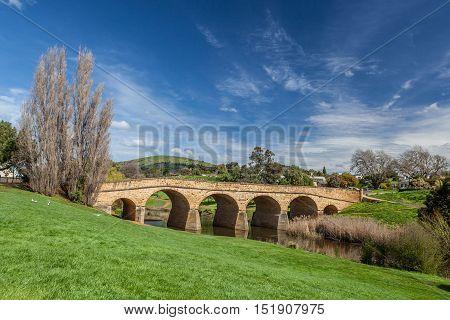 Richmond Bridge, Tasmania, Australia