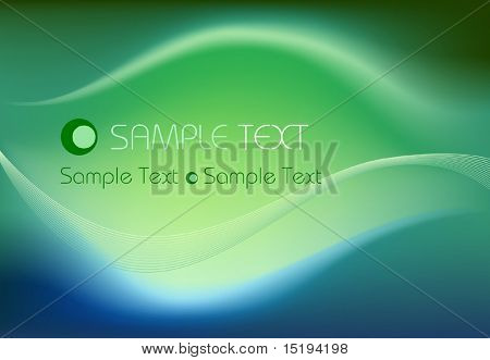 futuristic background - vector illustration