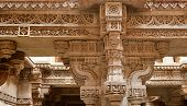 Adalaj Stepwell is a Hindu water building in the village of Adalaj close to Ahmedabad town in the Indian state of Gujarat. poster