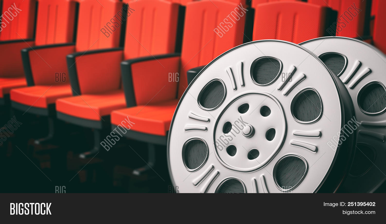 Picture of: Film Movie Reels Image Photo Free Trial Bigstock