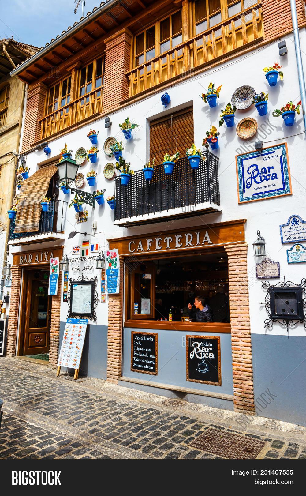 Granada, Spain, April Image & Photo (Free Trial)   Bigstock