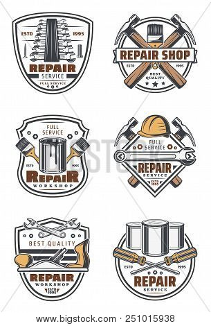 House Repair Service Vector & Photo (Free Trial) | Bigstock