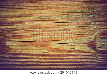 An Old Wooden Texture As A Background