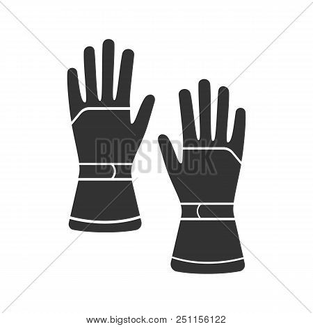 winter ski gloves vector photo free trial bigstock