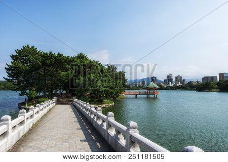 Ohori Park Pavilion