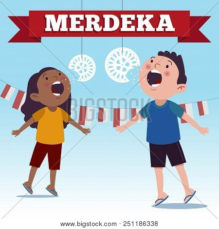 Indonesia Traditional Special Games During Merdeka Day Indonesian Independence Day. Crack Feeding Co