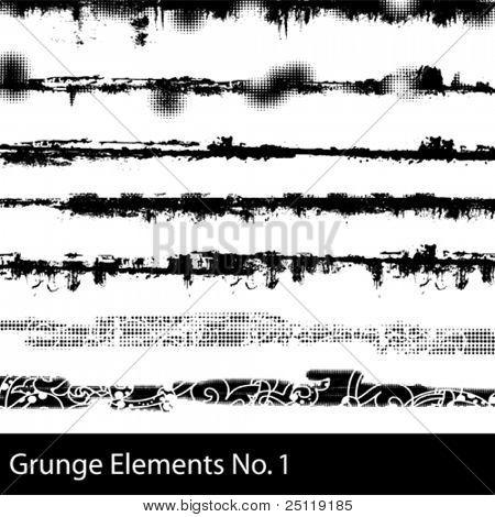 Grunge Elements 1