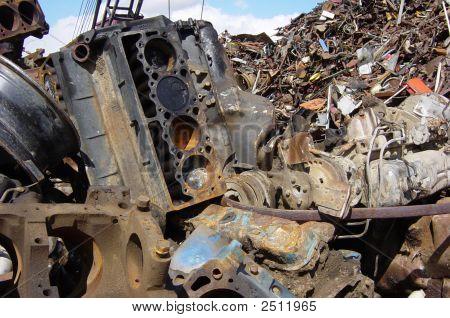 Junk Pistons