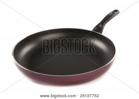 Clean Saucepan