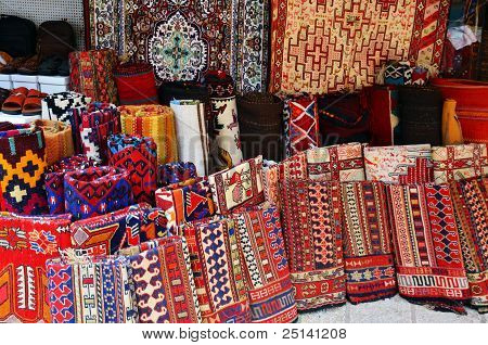 Carpets In The Market