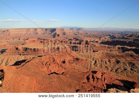 Dead Horse Point State Park In Usa