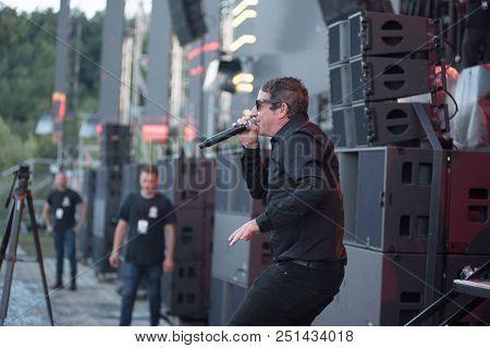 Live Concert At Summer Festival