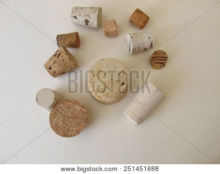 Cork Bung For Wine Bottle Or Other Bottles