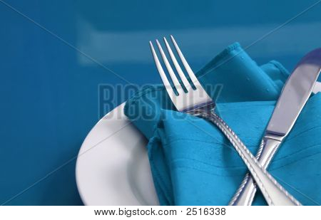 Table Set For One