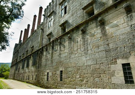 Palace Of The Dukes Of Braganza - Guimaraes - Portugal