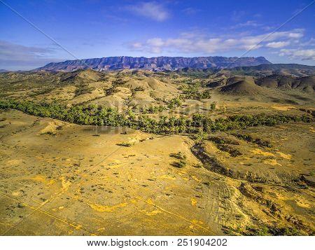 Flinders Ranges - The Largest Mountain Range In South Australia