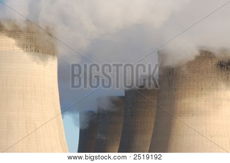 Cooling Towers With Water Streams