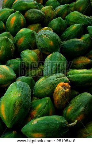 papaya not fresh