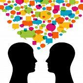 People Talking poster