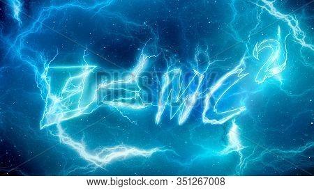 Lightning Einstein's Mass-energy Equivalence