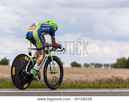 The Cyclist Nibali Vincenzo