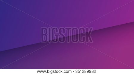 Background. Abstract Purple Background Wave Gradations, Modern Background. Color Gradations Elegant
