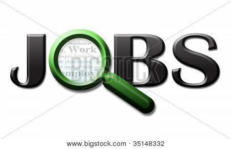 Jobs search title