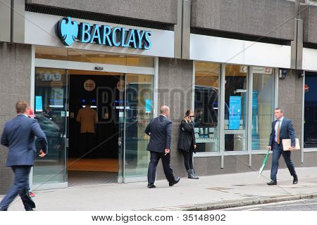 London - Barclays Bank