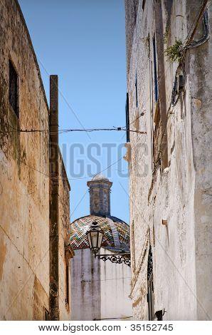 Ostuni Puglia Cityscape