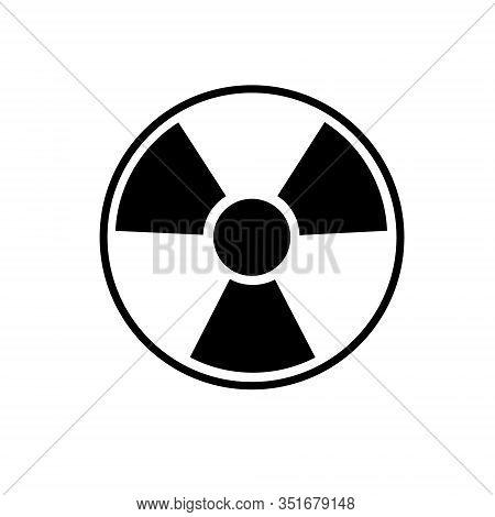 Vector Radiation Flat Icon Power New Design