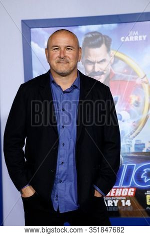 LOS ANGELES - FEB 12:  Tim Miller at the