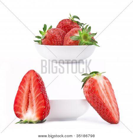 Strawberries berry