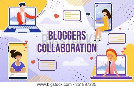 Blogger Collaboration And Coworking. Subtleties And Recommendations For Popularity Growth. Increase