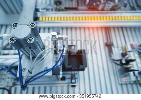 high performance automatic manufacturing assembly and inspection process at production line